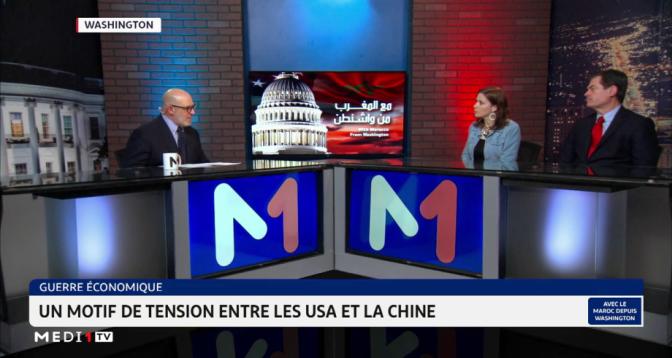 Avec Le Maroc depuis Washington > USA-Russie-Chine: le temps des tensions