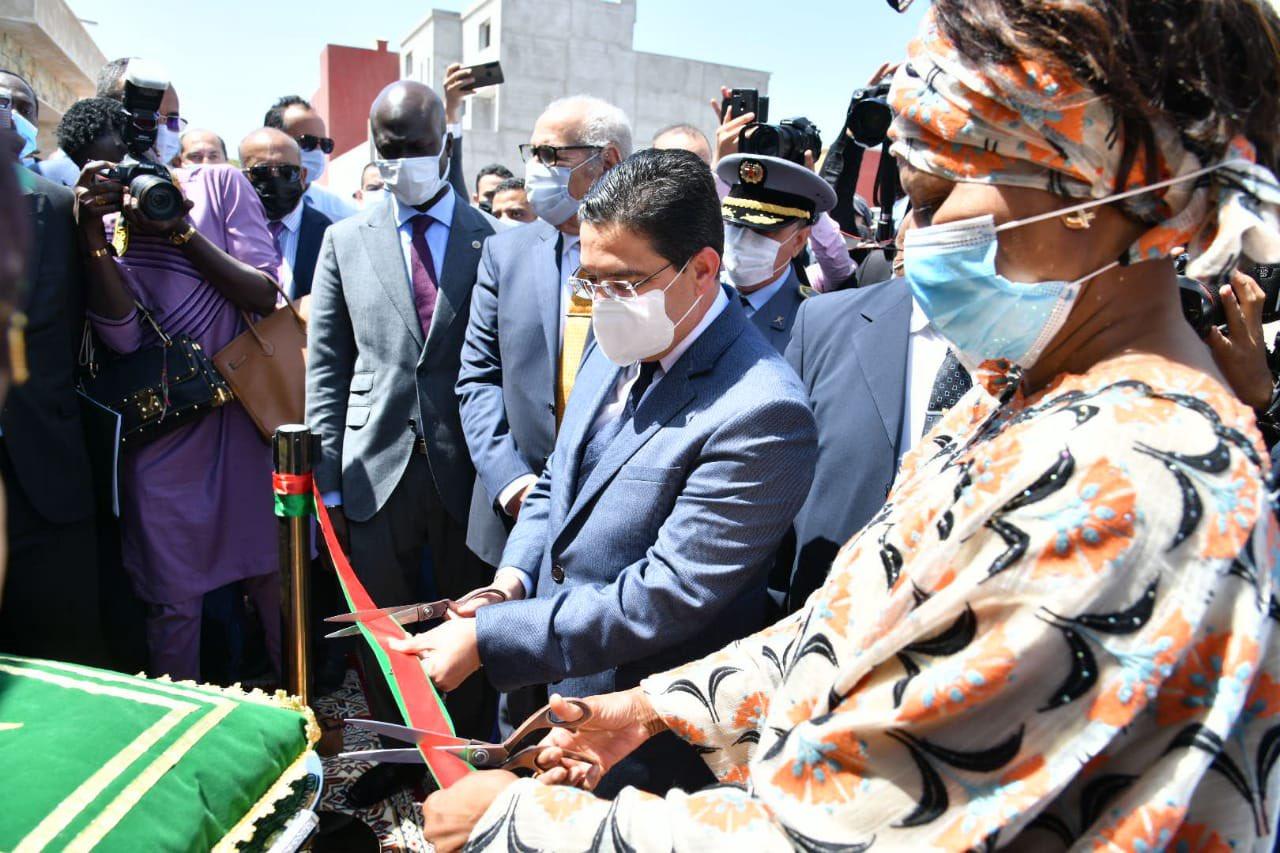 جمهورية  السينغال تفتتح قنصلية عامة بالداخلة