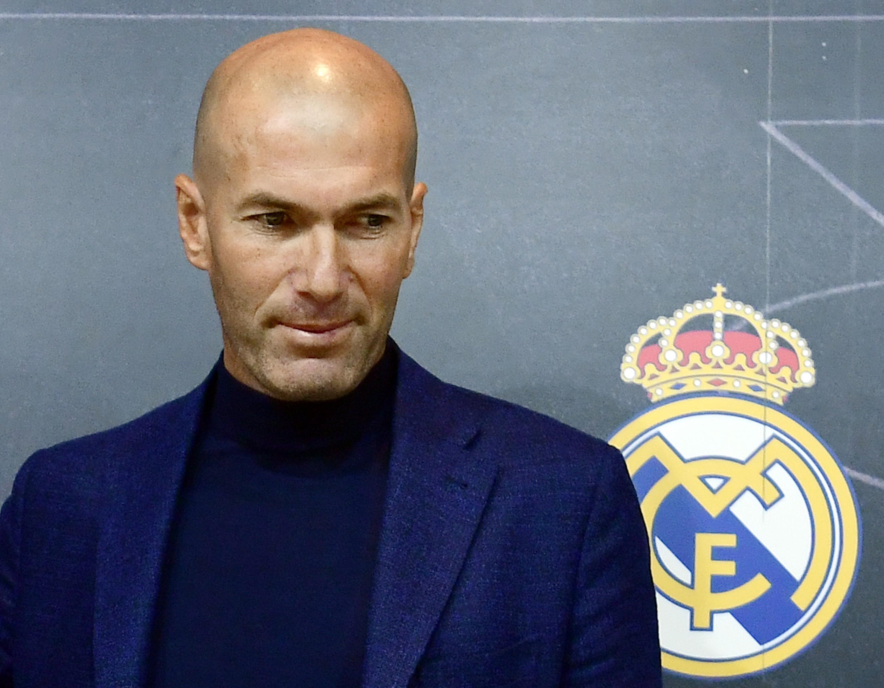 دوري أبطال أوروبا: زيدان يرفض التقليل من شأن ريال مدريد