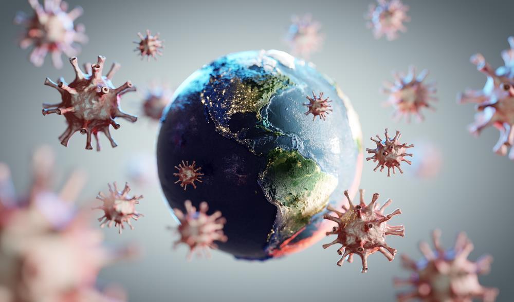 حصيلة فيروس كورونا حول العالم إلى حدود الاثنين