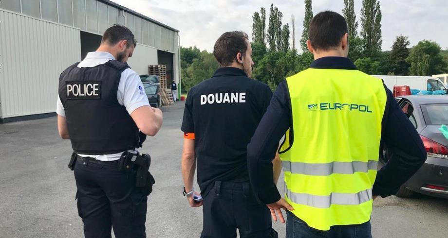 الجمارك البلجيكية تضبط 27 طنا من الكوكايين  في ظرف قياسي