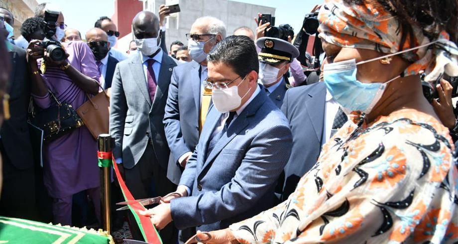 وسائل إعلام سينغالية تبرز حدث افتتاح قنصلية سينغالية في الداخلة