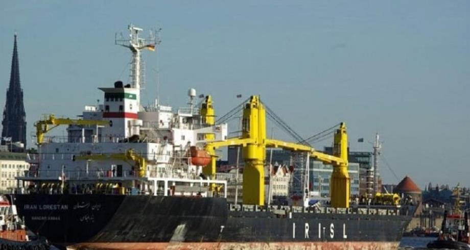 """تعرض سفينة إيرانية """"لأضرار طفيفة"""" """"جراء انفجار"""" في البحر الأحمر"""