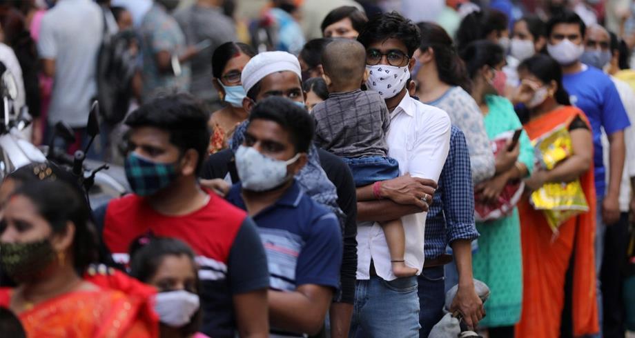 في حصيلة قياسية.. الهند تسجل نحو 116 ألف إصابة جديدة بكورونا