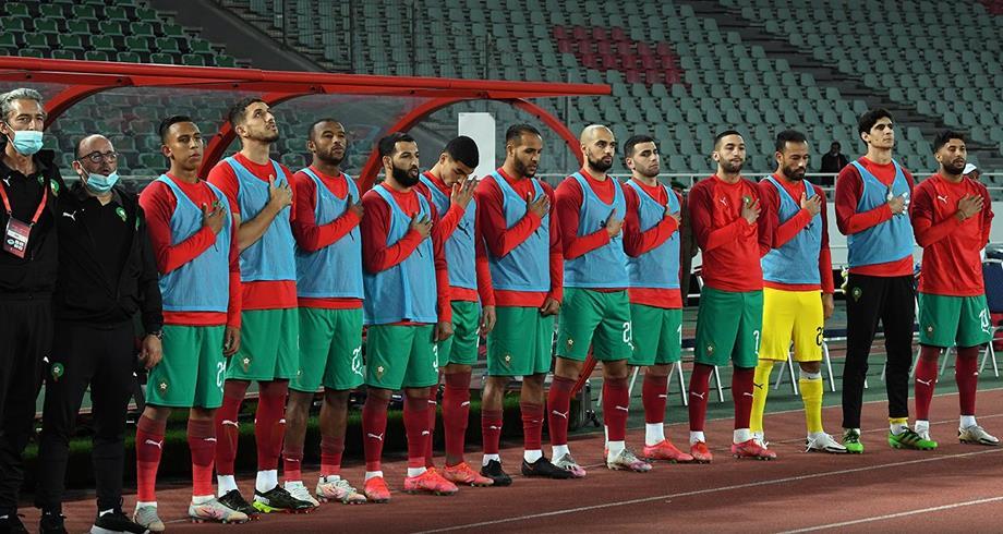 المنتخب المغربي يحافظ على تصنيفه العالمي والإفريقي