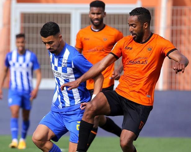"""Botola Pro D1 """"Inwi"""": la Renaissance de Berkane s'incline à domicile face à l'Ittihad Tanger"""