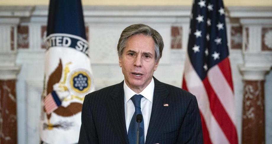 Blinken annonce la reprise de l'aide américaine à la Palestine