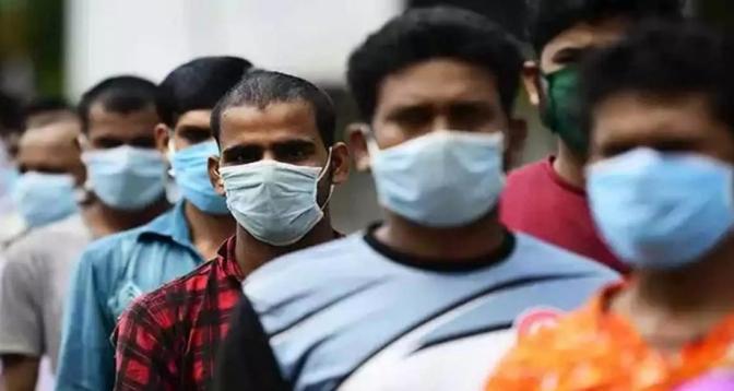 Covid-19: le nombre de cas au niveau le plus élevé depuis le début de la pandémie