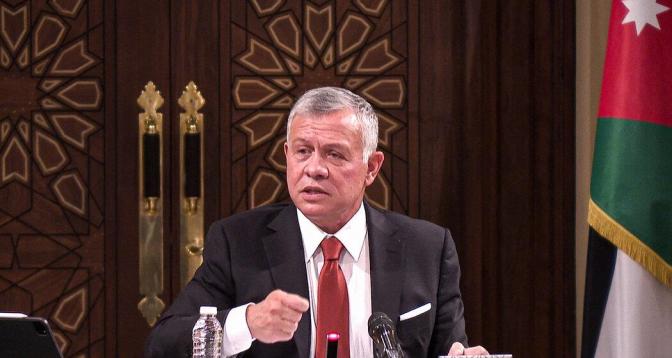 """""""الفتنة وئدت""""..تفاصيل خطاب العاهل الأردني لمواطنيه"""