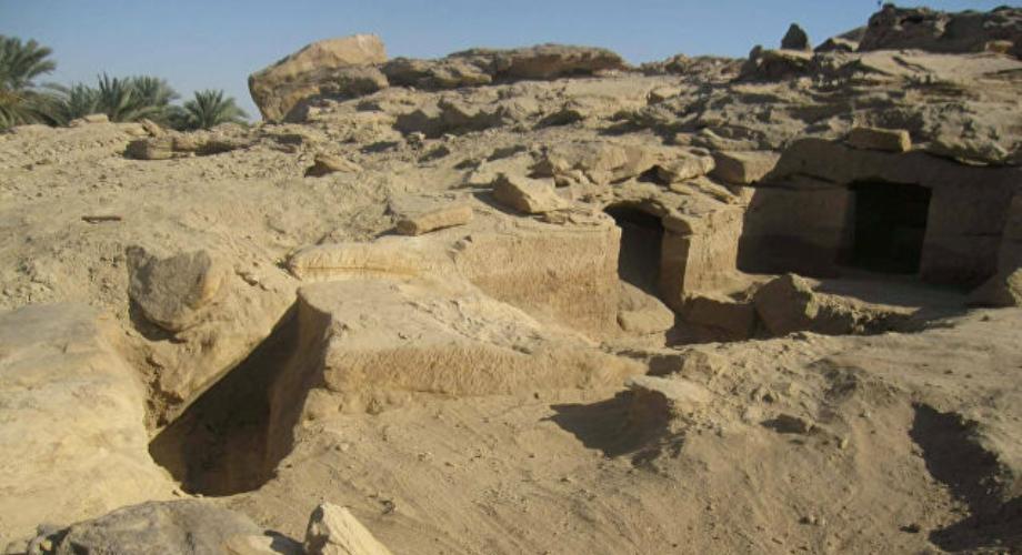 مصر تعلن اكتشاف مدينة فرعونية مفقودة تحت الرمل