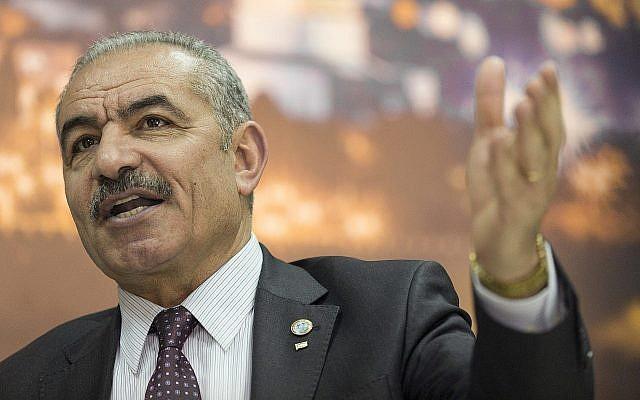 رئيس الوزراء الفلسطيني: نتطلع لاستئنـاف المساعـدات الماليـة الأمريكيـة وعودة العلاقات السياسية مع واشنطن