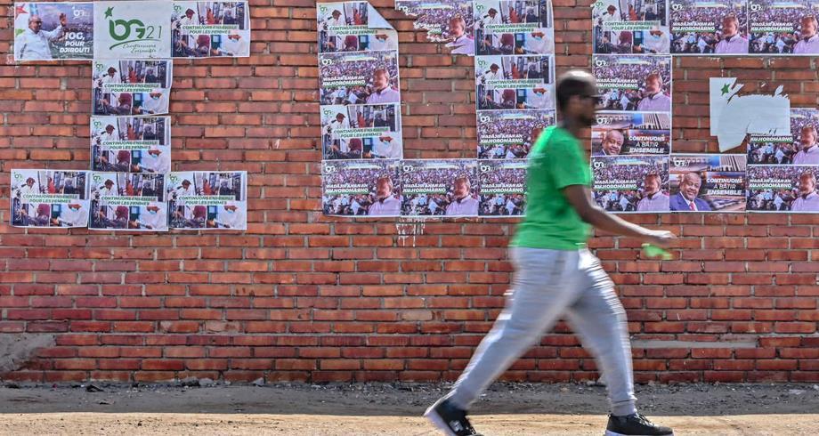 Présidentielle à Djibouti : Début du vote