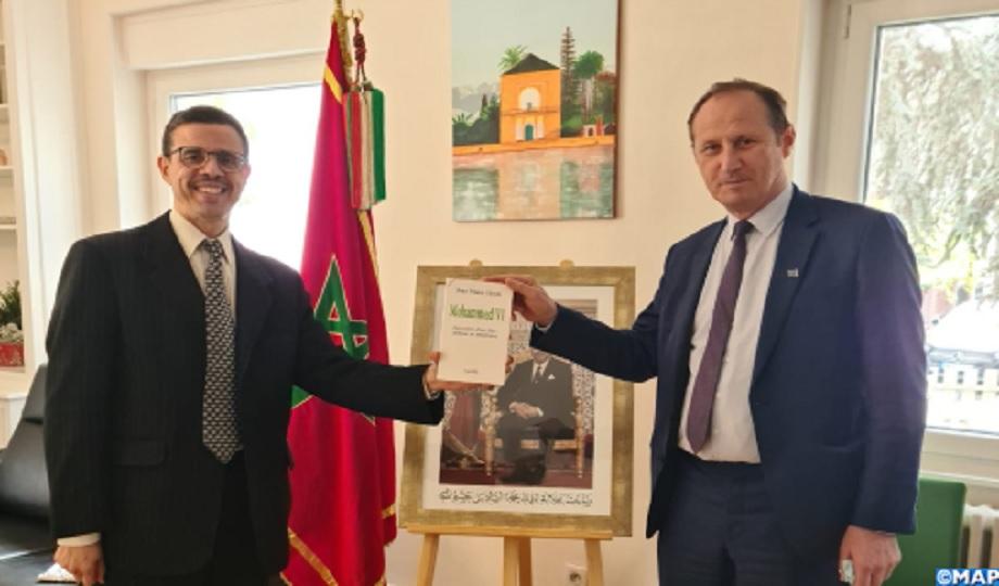 Sahara marocain: un député français appelle à une solution dans le cadre du plan marocain d'autonomie
