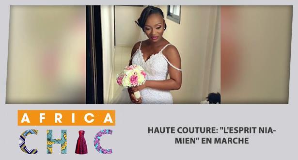 """Haute couture: """"l'esprit Niamien"""" en marche"""