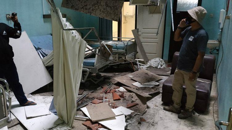 Indonésie: Au moins six morts dans le violent séisme à l'est de Java