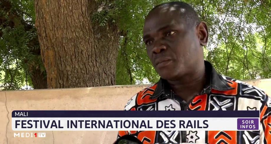 Mali: festival international des rails