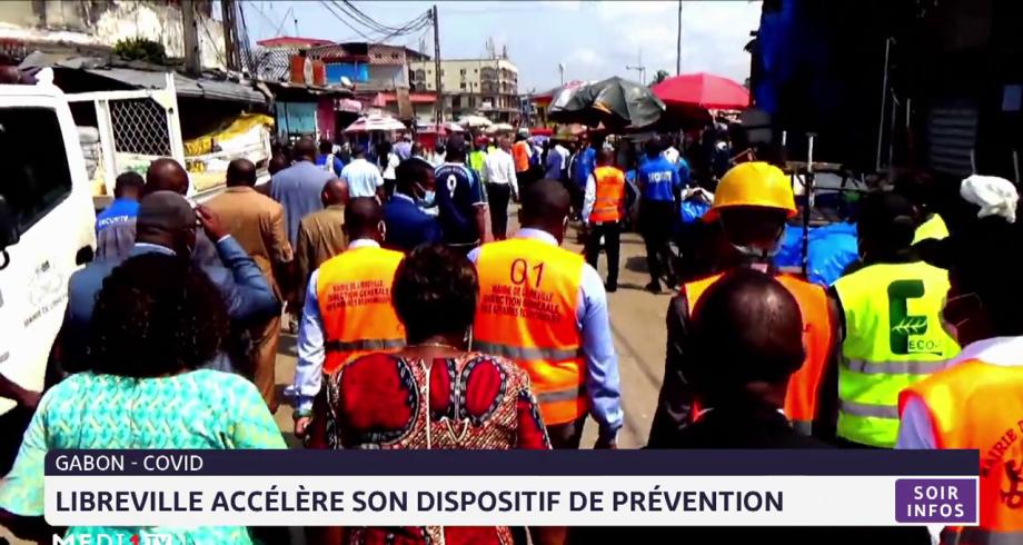 Coronavirus: Libreville accélère son dispositif de prévention