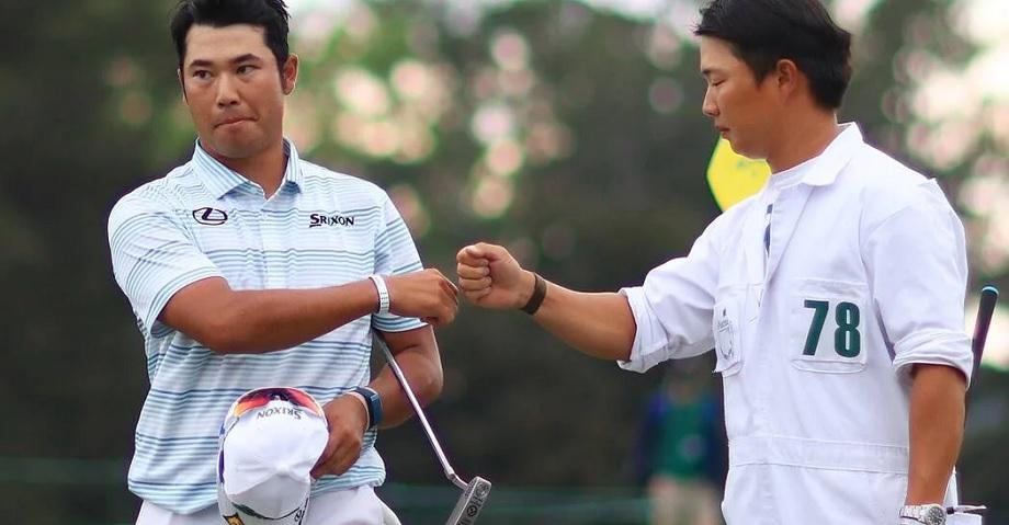 Masters d'Augusta: Le Japonais Matsuyama en tête