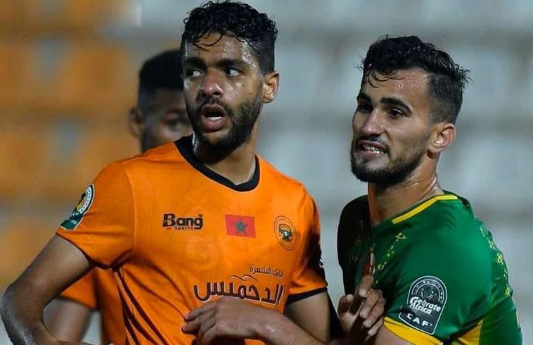 Coupe de la CAF : La RS Berkane fait match nul face à la JS Kabylie (0-0)