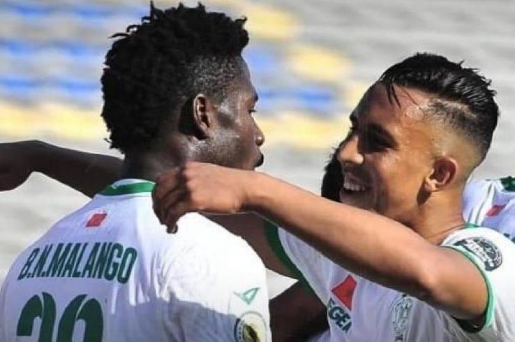 Coupe de la CAF : le Raja de Casablanca en quarts de finale après sa victoire haut la main contre Pyramids FC d'Egypte (3-0)