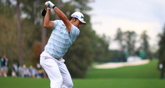 Golf: Hideki Matsuyama, premier Japonais à remporter un Majeur, au Masters d'Augusta