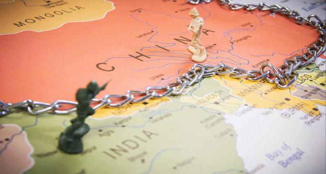 الهند والصين..صراع الجبابرة الذي يقلق العالم