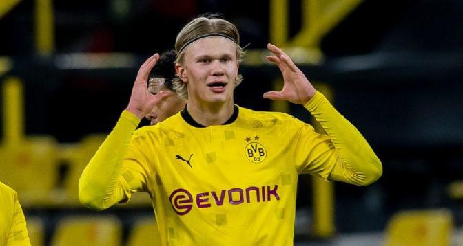 Championnat d'Allemagne: Haaland va rester au Borussia Dortmund la saison prochaine