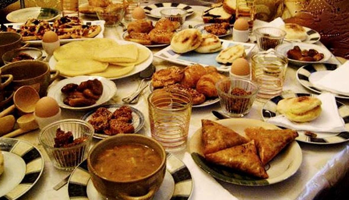 التغذية المثالية في شهر رمضان