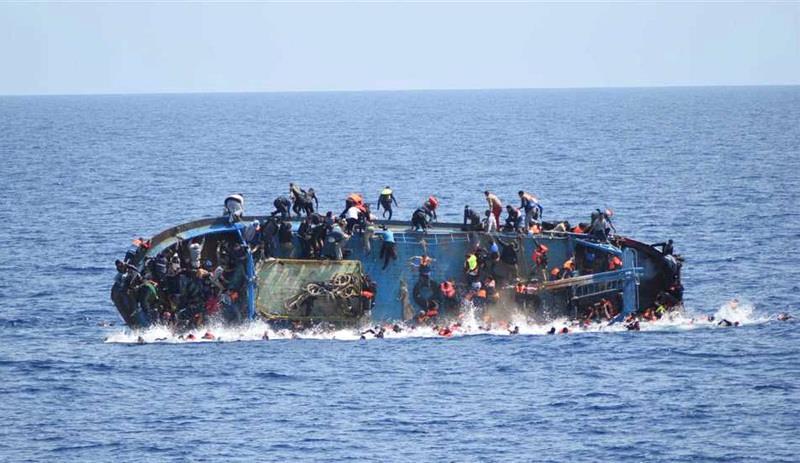 34 قتيلا إثر غرق قارب للمهاجرين قبالة سواحل جيبوتي