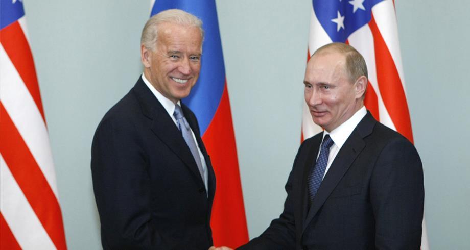 """بوتين: النقاشات مع بايدن كانت """"بنّاءة"""""""