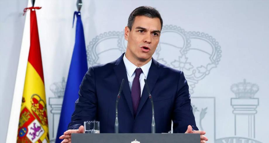 """سانشيز: """"مخطط التعافي لما بعد الجائحة هو الأكثر طموحا في تاريخ اقتصاد إسبانيا"""""""