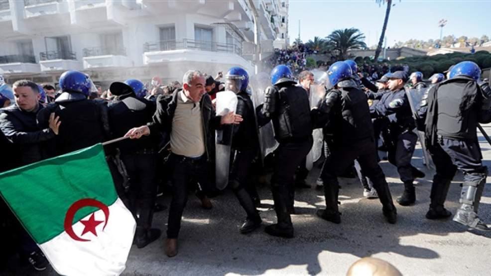 قرار البرلمان الأوروبي الجديد حول تدهور حقوق الإنسان بالجزائر الثالث في ظرف سنة