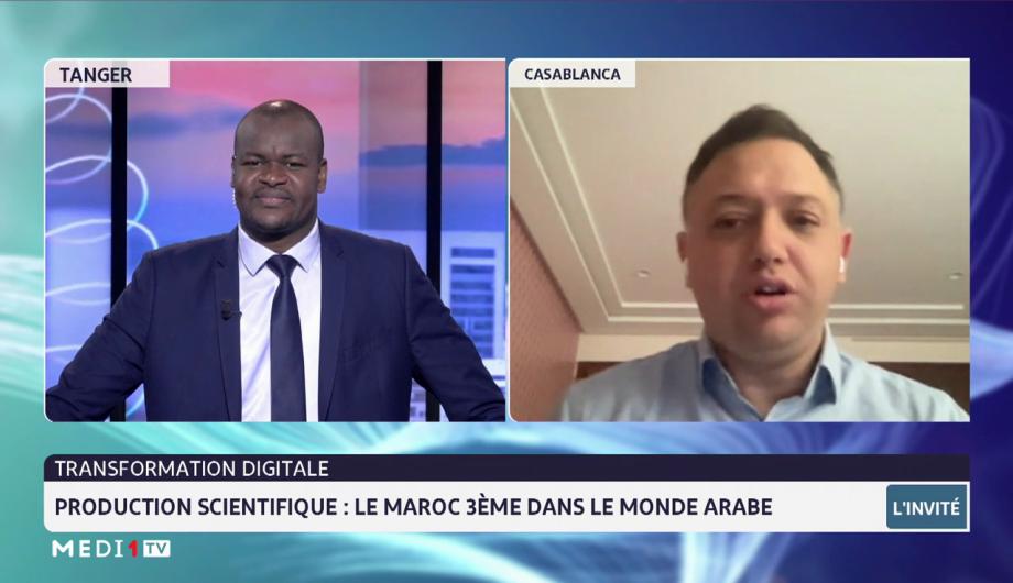"""Zoom sur la transformation digitale avec Youssef Alaoui, membre du Réseau """"Entreprendre Maroc"""""""