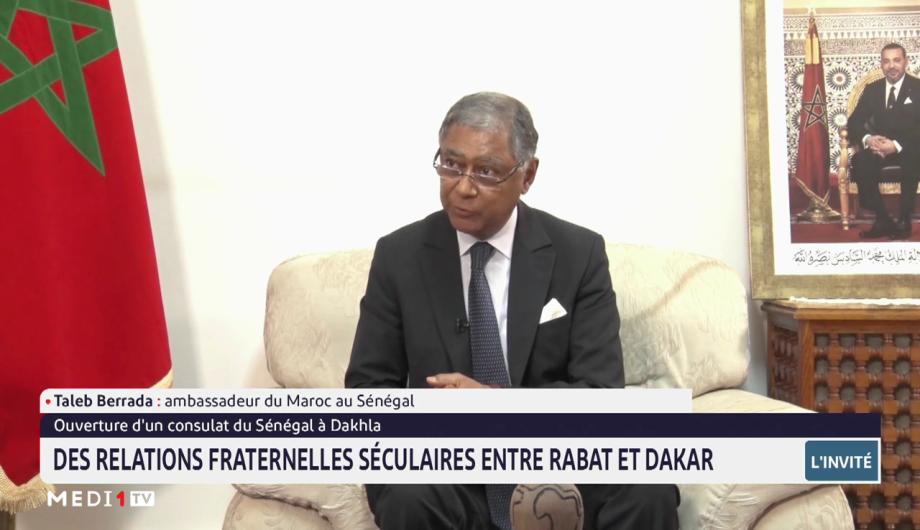 Eclairage sur la relation Maroc-Sénégal avec Taleb Berrada, ambassadeur du Maroc au Sénégal