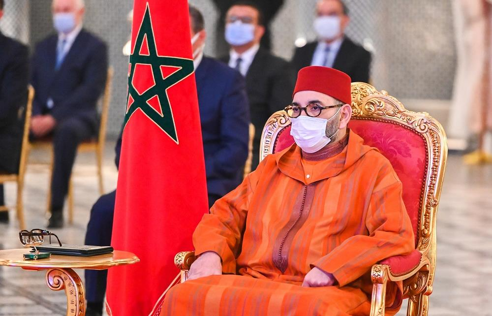 Le Roi préside la cérémonie de lancement du projet de généralisation de la protection sociale