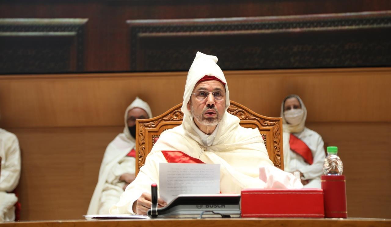 المجلس الأعلى للسلطة القضائية يغير أعضاء لجنه الدائمة ويحدث ثلاث لجان موضوعاتية جديدة