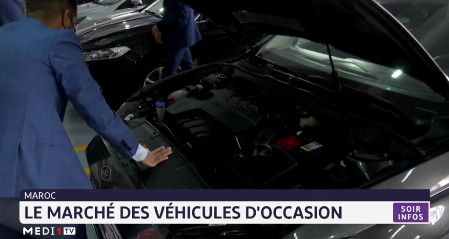 Maroc: le marché des véhicules d'occasion