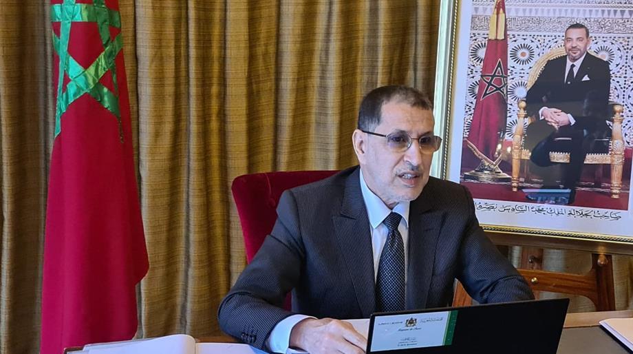 رئيس الحكومة: المناصب الموجهة لقطاع الصحة ارتفعت إلى 5500 منصب مالي برسم سنة 2021