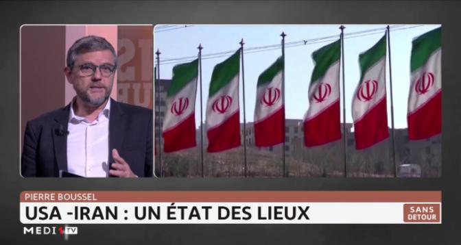 Sans détour > USA-Iran : un état des lieux