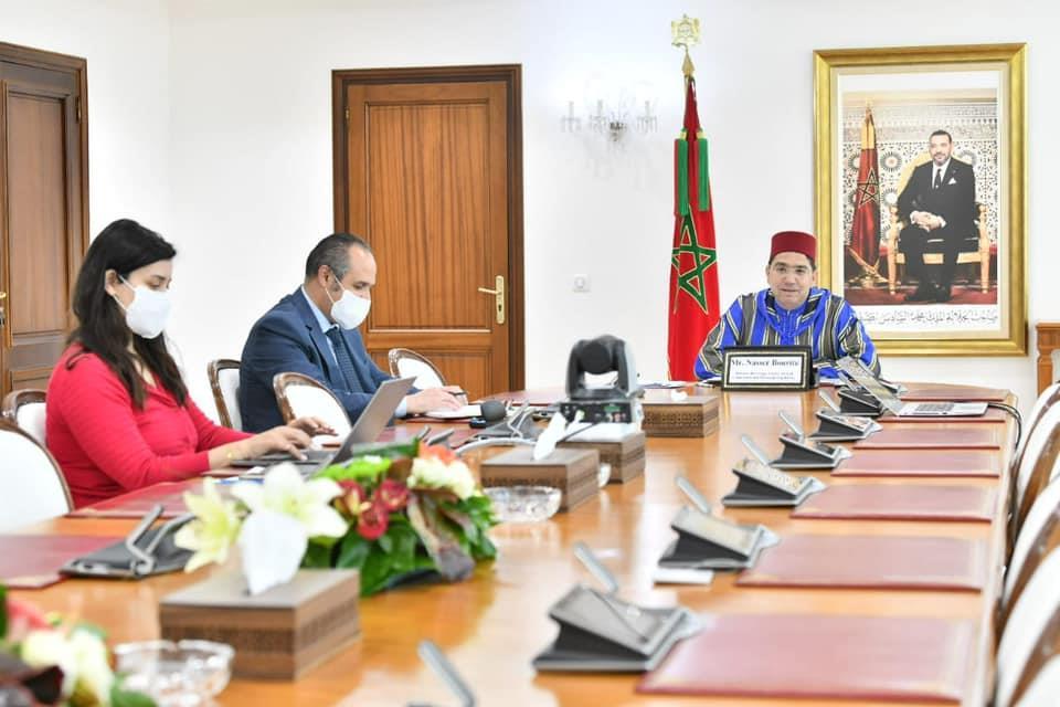 مواكبة الاتحاد الأوروبي للإصلاحات المنفذة وفق توجيهات الملك محمد السادس في صلب محادثات بوريطة وفارهيلي
