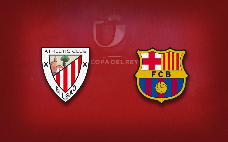 نهائي كأس إسبانيا : برشلونة لمداواة جراحه أمام بلباو