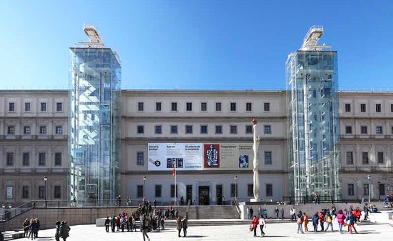 ربورتاج: أول معرض للفن المعاصر المغربي بالمتحف الوطني بمدريد