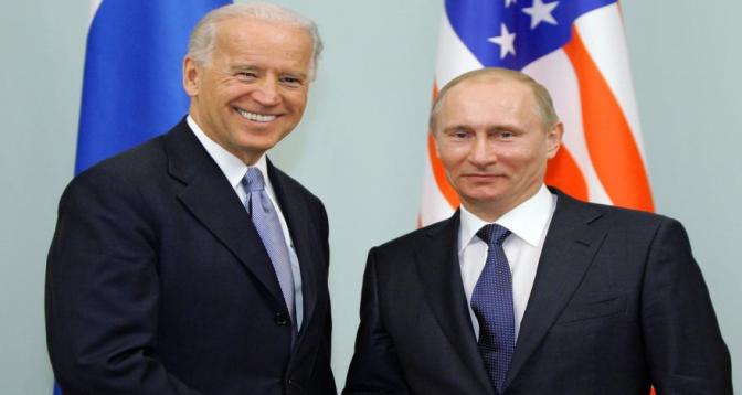 Biden espère rencontrer Poutine lors de son déplacement en Europe en juin