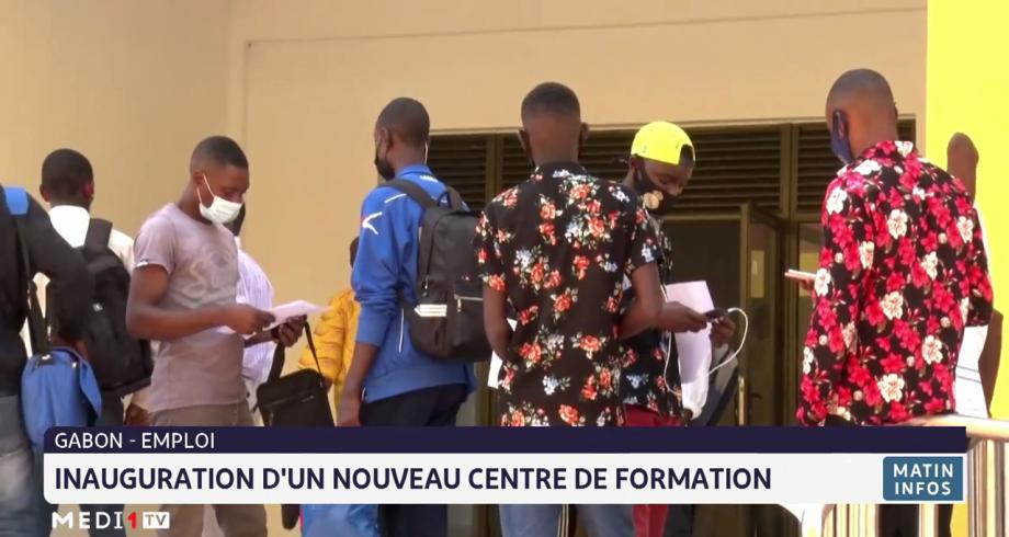 Gabon: inauguration d'un nouveau centre de formation