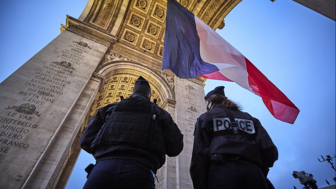 البرلمان الفرنسي يقر قانون الأمن الشامل