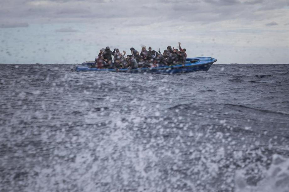 Naufrage d'un bateau de migrants en Méditerranée : 21 morts et 17 portés disparus