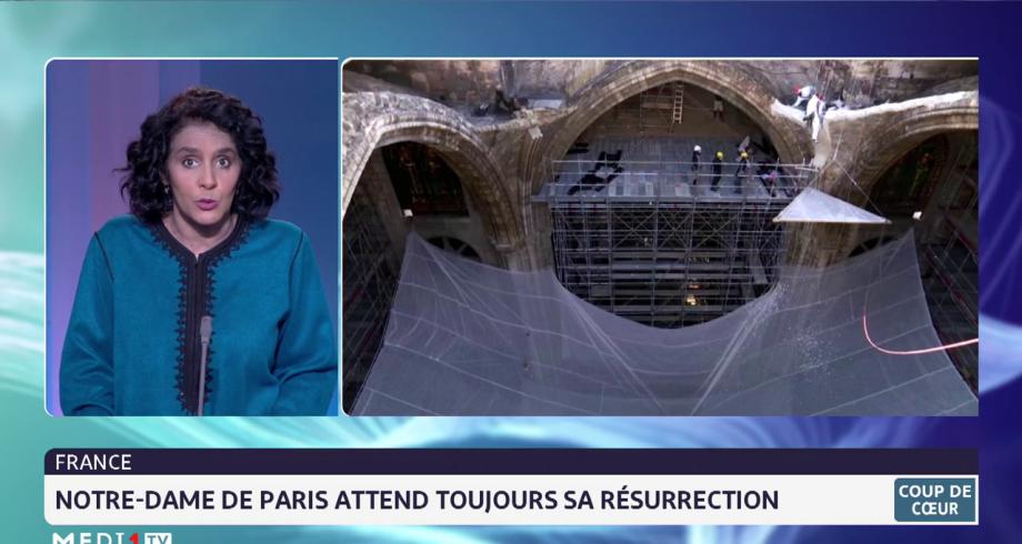 Coup de coeur: Notre-Dame de Paris attend toujours sa résurrection