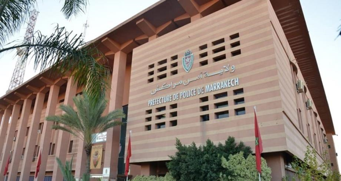 Marrakech: interpellation de deux personnes pour dénonciation d'un crime fictif