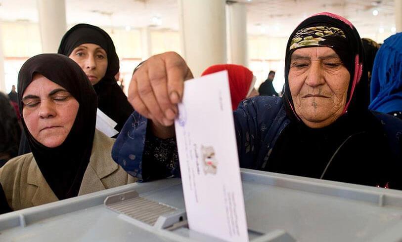 إجراء الانتخابات الرئاسية في سورية يوم 26 ماي المقبل
