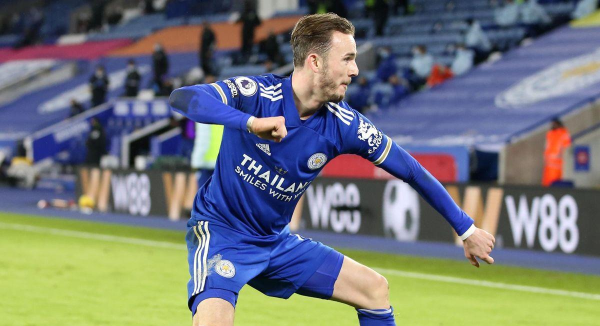 Coupe d'Angleterre: Leicester rejoint Chelsea en finale